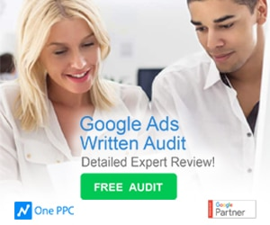 Google Ads audit 1